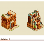 isometric Buildings (Hejazi)